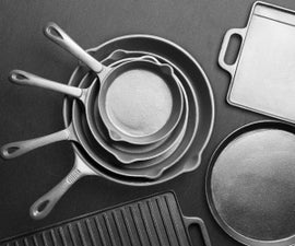 How to Clean and Maintain Cast Iron Cookware