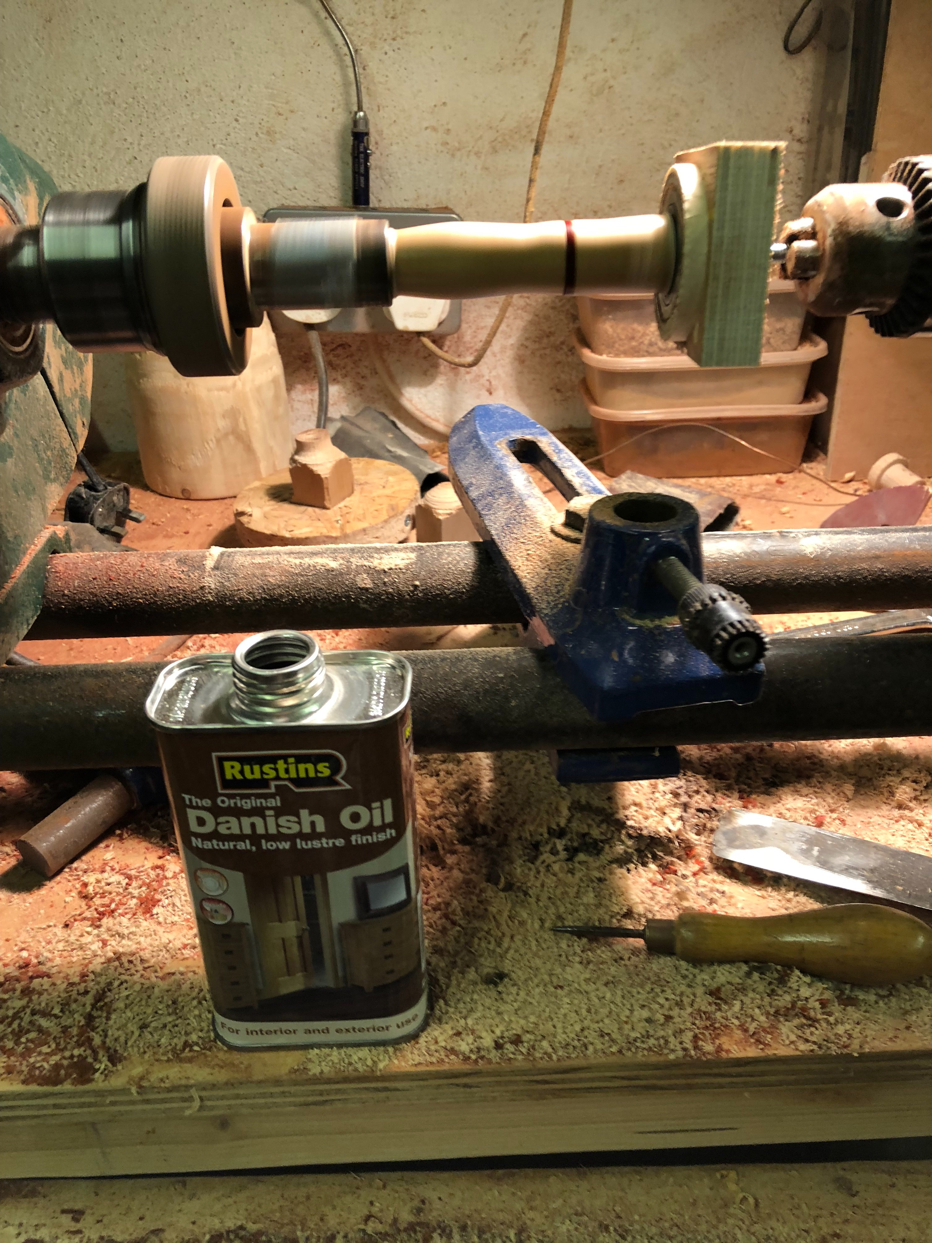 Picture of Sanding & Finishing