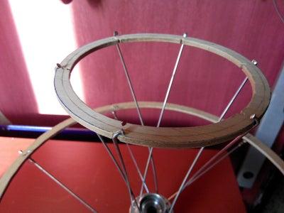Step 5: the Inner Revolving Conical Frustum