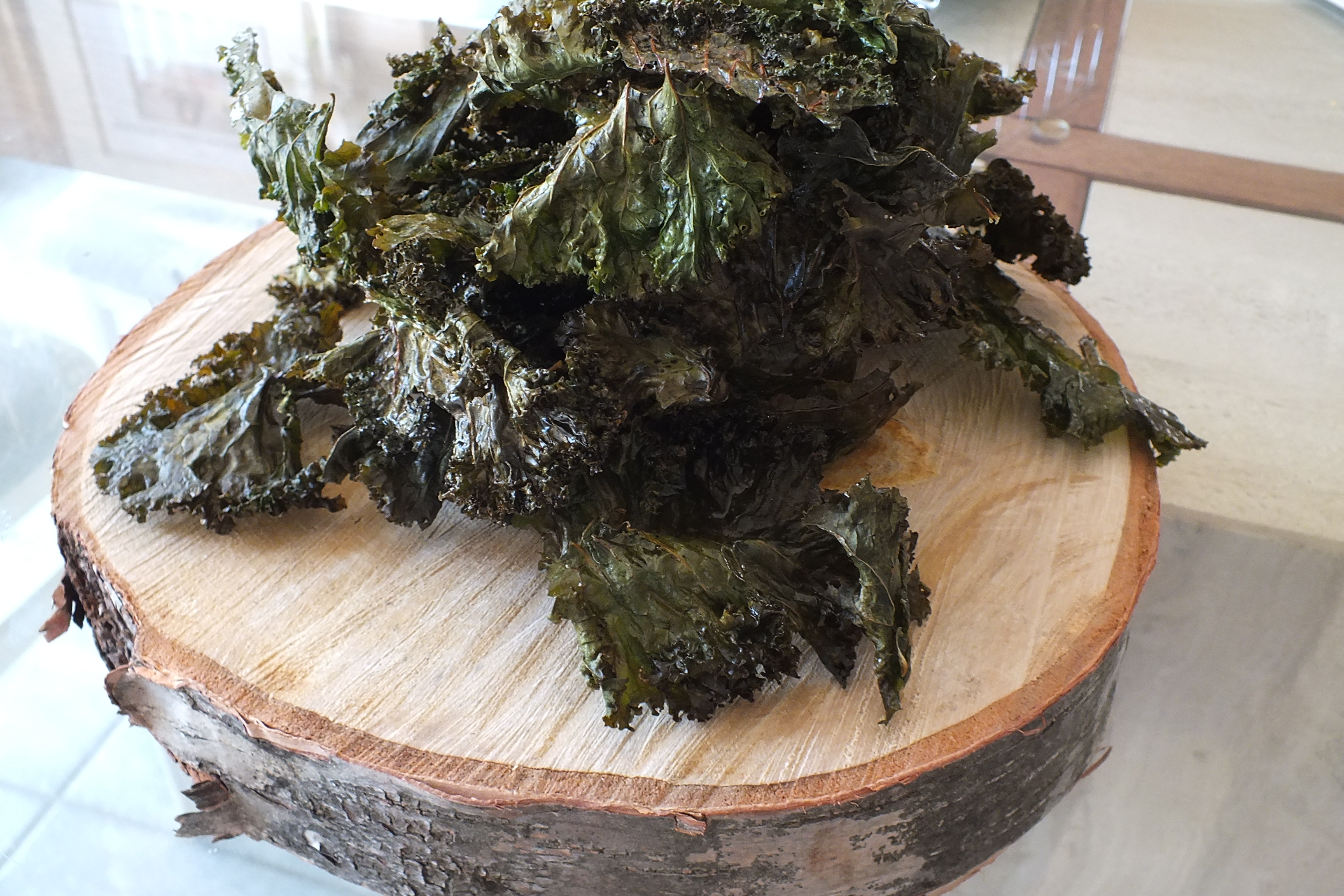 Picture of Krunchy Kale Chips