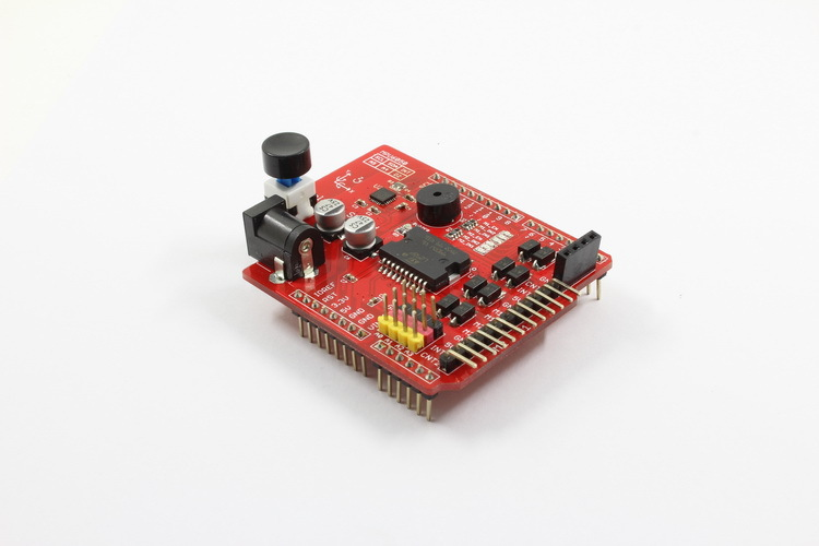Picture of Assemble the Wireless Upload Arduino Board and Balance Shield