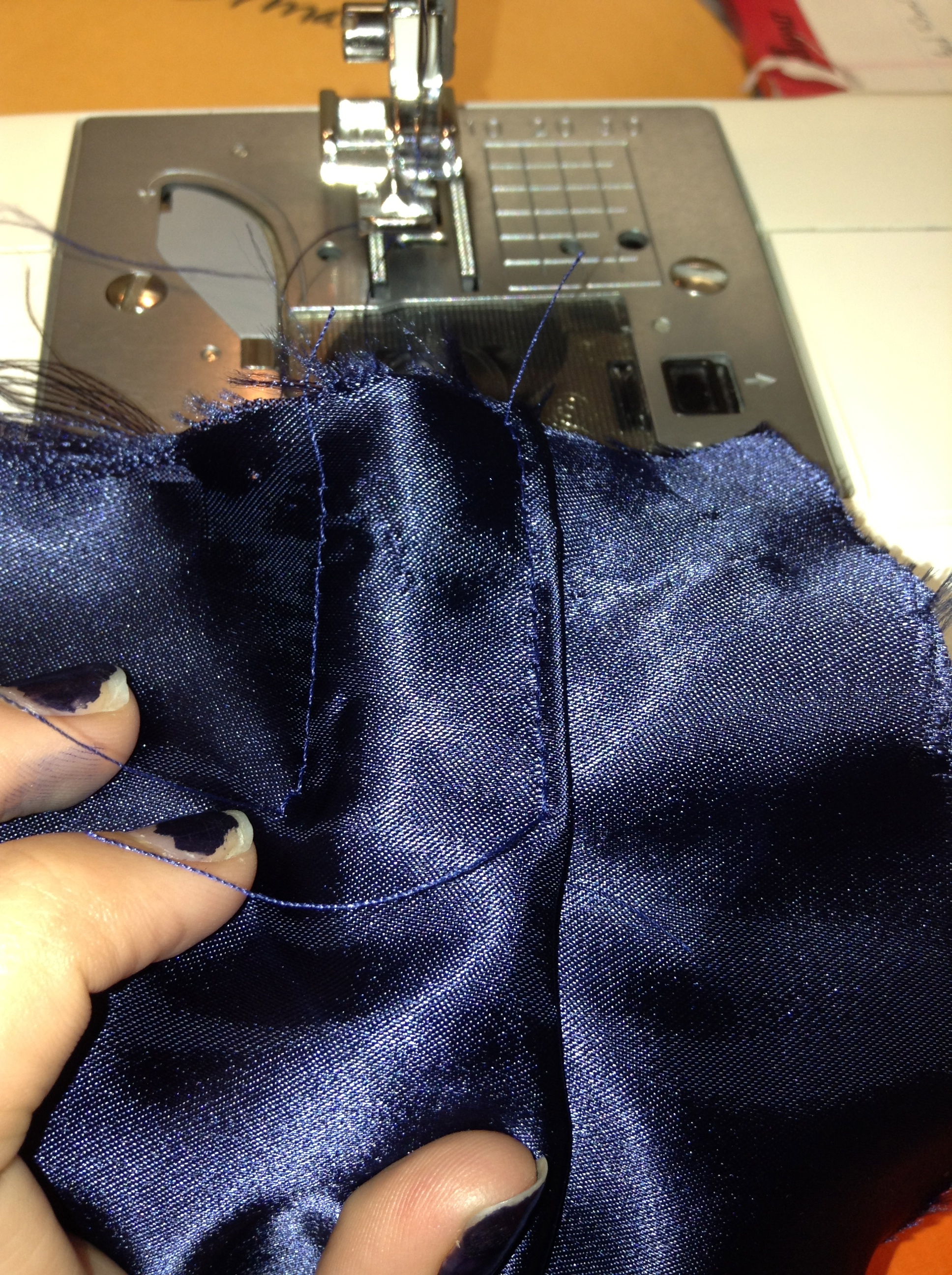 Picture of Pleat Front