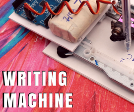 Homework Writing Machine