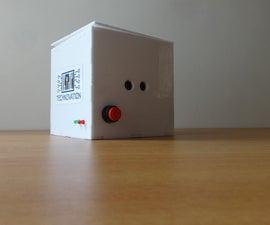 CUBEX - an Arduino Sensor Safe