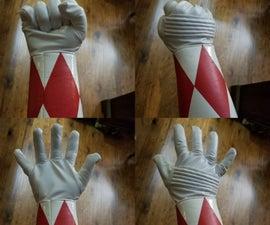 Power Rangers MMPR/Zeo Gloves