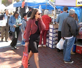 How to Shop at a Downtown Farmers Market