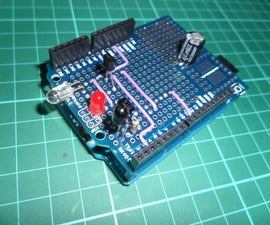 I2C InfraRed Remote Control With the Arduino