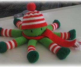 Oliver the Valentine Octopus!