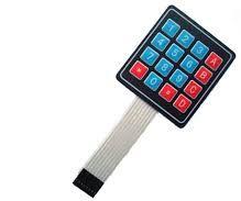 ARDUINO 4*4 OR 4*3 KEYPAD :- Convert key pressed into intiger value