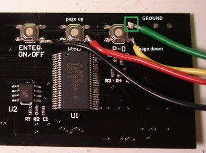 Automate Message Entry on LED Display