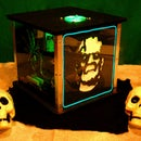 Halloween Special - Unveiling The FrankenCube - Custom Themed Computer