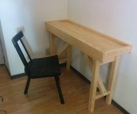 Small Portable Workbench