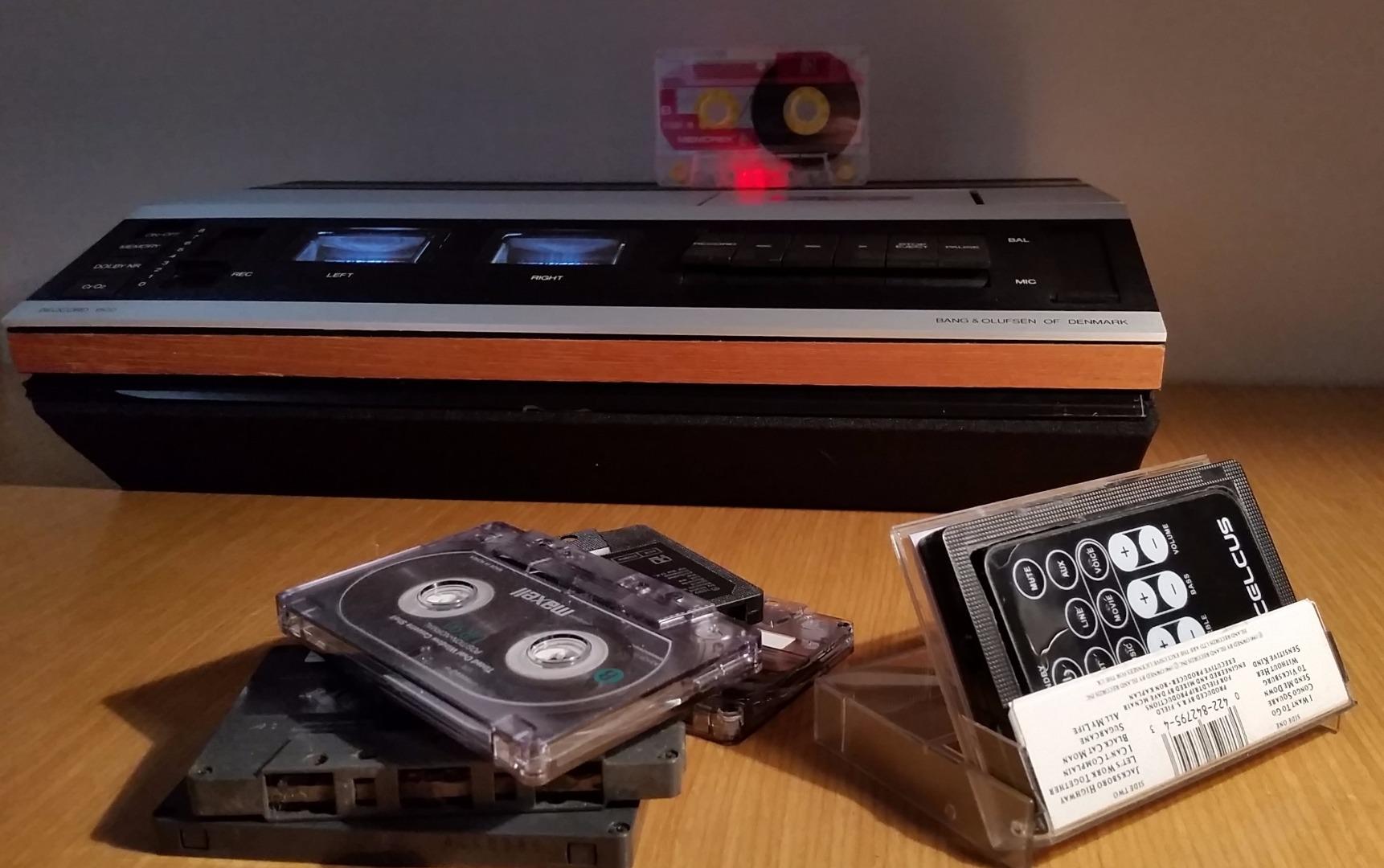 Picture of 1979 Bang & Olufsen Raspberry Pi Internet Radio