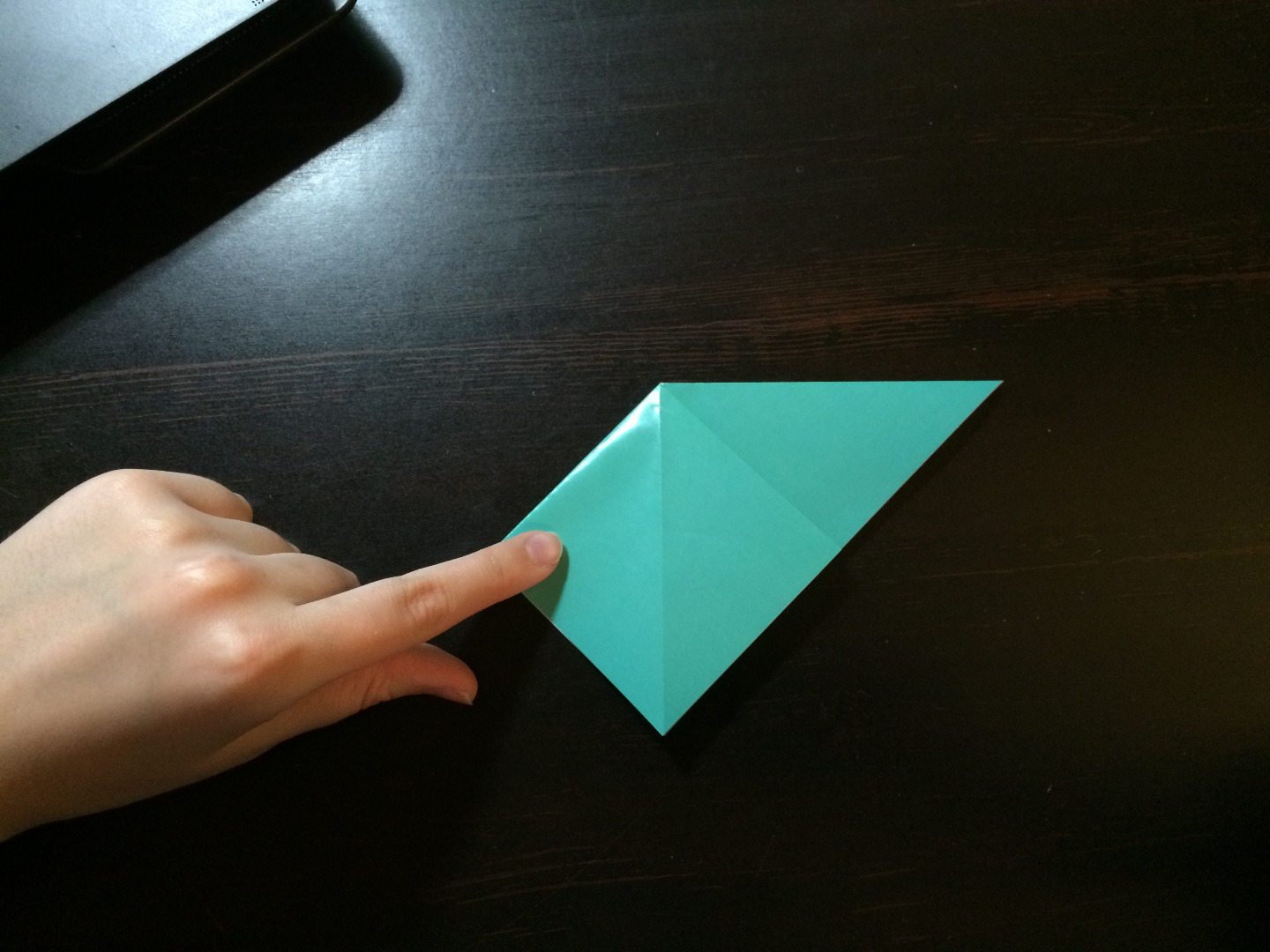 Picture of Third Fold: Getting Tricky
