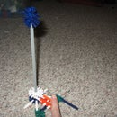 Knex Carnival Game 1# - The Bell And Hammer.
