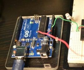 Breadboard Arduino 3.3v