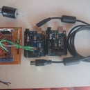 DIY  remote controlled arduino motor shield!
