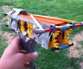 Powerful K'nex Gun