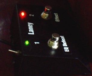 Install LEDs in Your Amp's Footswitch
