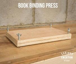 Booking Binding Press