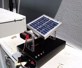 Solar Power the LinkIt One (With Tracking)
