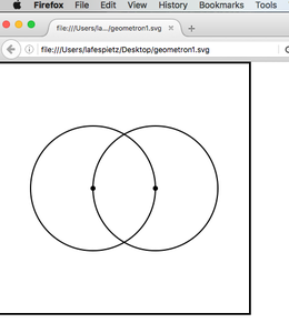 Open the Svg in Other Software