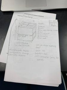 Design the CubeSAT