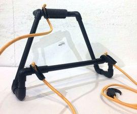 PVC Portfolio Carrying Handle
