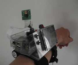 Raspi Pip-boy, Portable gaming console / computer