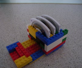 umd holder for lego psp dock