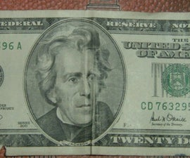9/11 Out of a $20 Bill