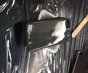 How to Make a Carbon Fiber Cell Phone Case