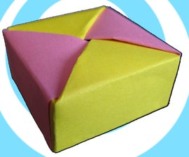 Origami Fuse Box instructions