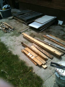Step 1: Pallet Tearing and Pairing