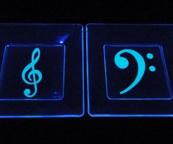 Glow Plates