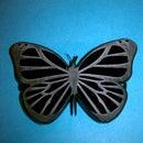 Butterfly Barette