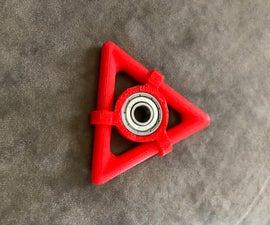 3D Modular Fidget Spinner - 3D Print