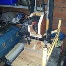 Homemade drillpress