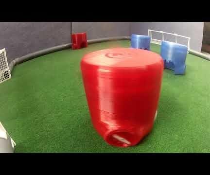 3D Printed Arduino Football Robots: 5 Steps