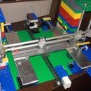 3d Printer Lego