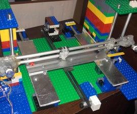 Diy Lego 3d Printer Cheap