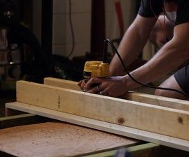 How Make a Flattening Jig for a Router