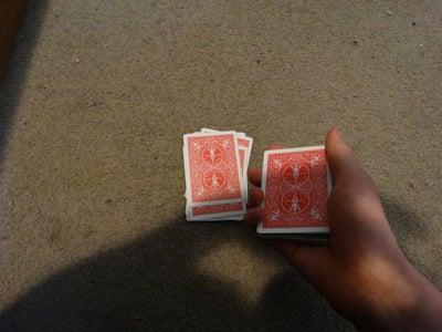 Shuffle/deal