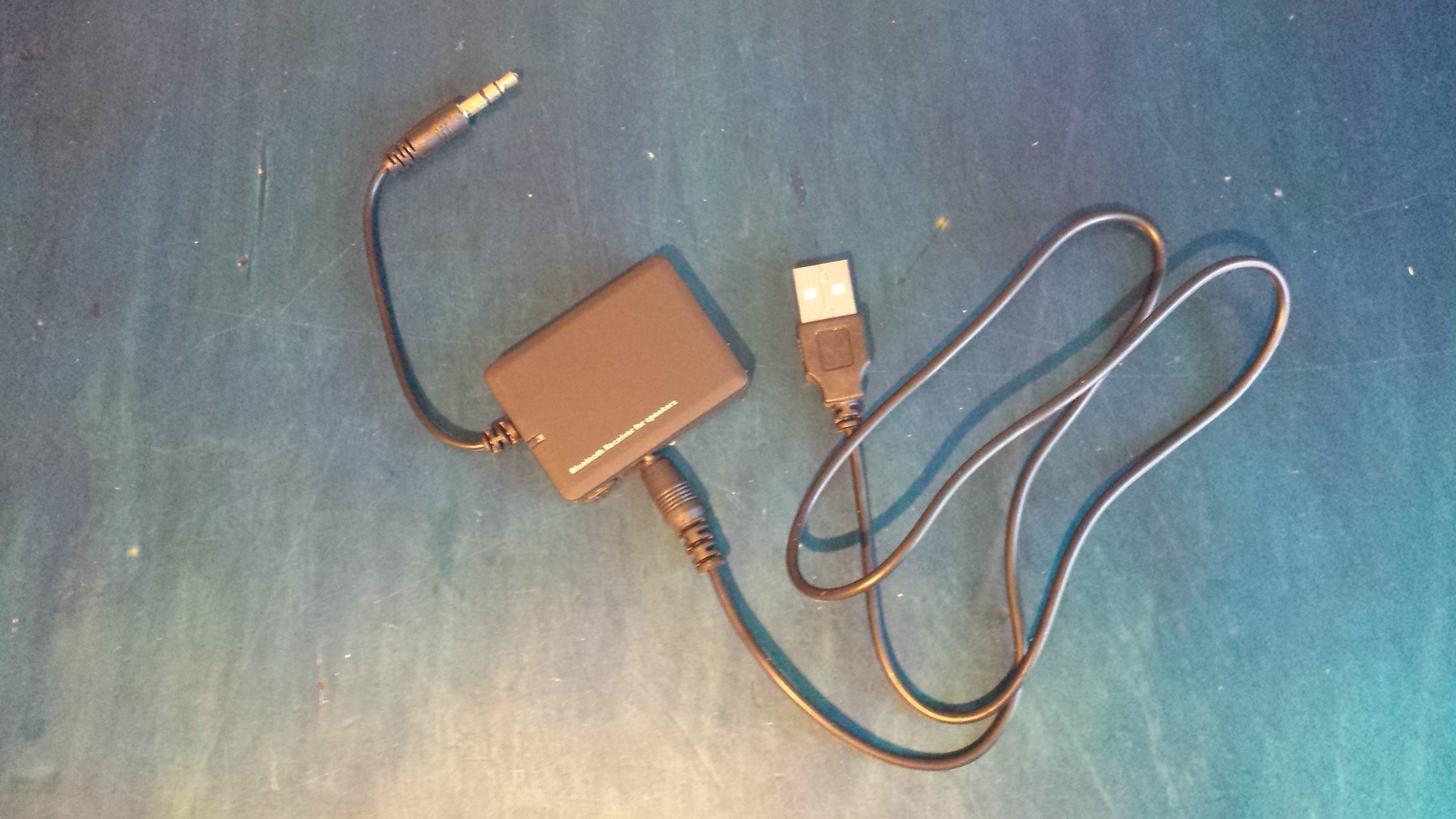 Picture of Power the Bluetooth Receiver