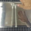 Polish Aluminum Sheet Metal to Mirror Finish