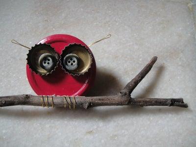 N Finally!! the Owl!!