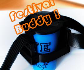 Music Festival Drink Holder