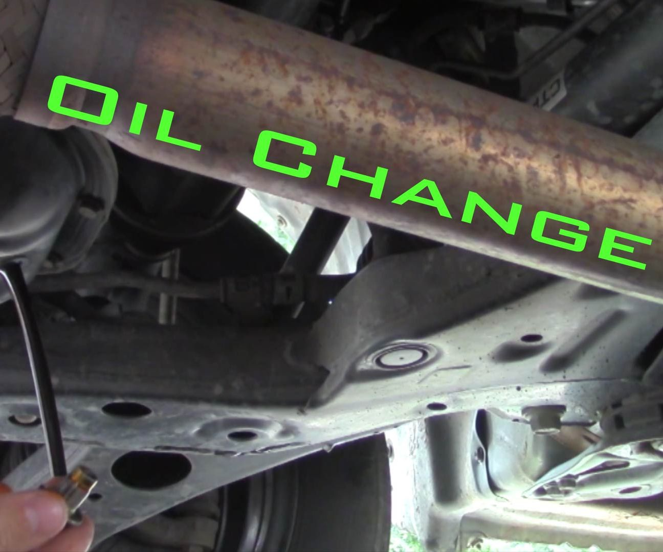 Car Oil Change- the Right Way: 7 Steps (with Pictures)