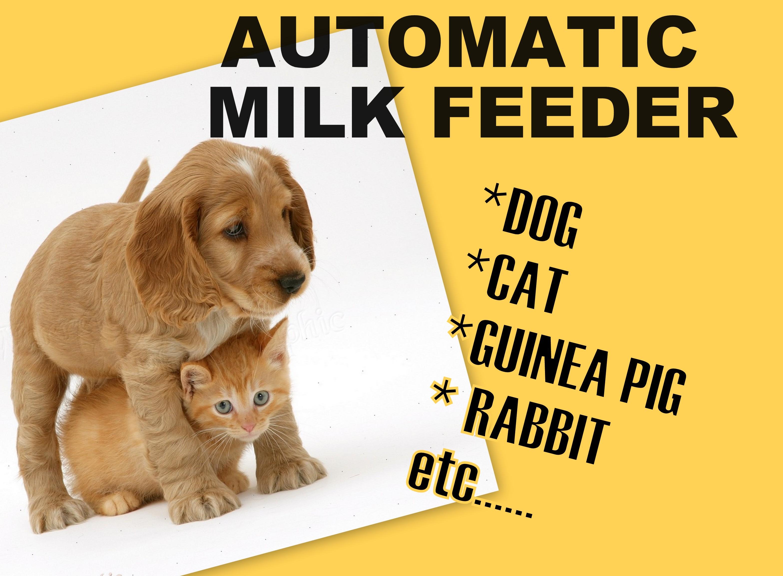 Picture of Arduino Automatic Milk Feeder