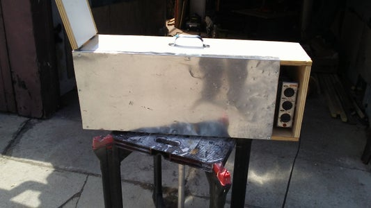 Wire Stripping Oven